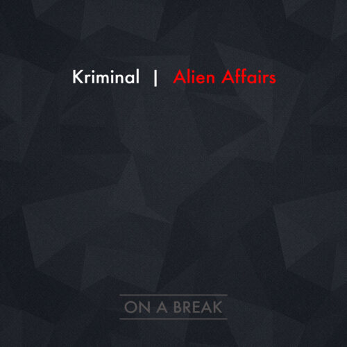 "Kriminal ""Alien Affairs"" [OAB]"