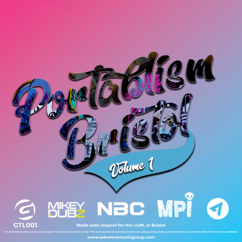 Portablism Bristol Vol 1 [GT]